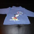 Sous pull mickey
