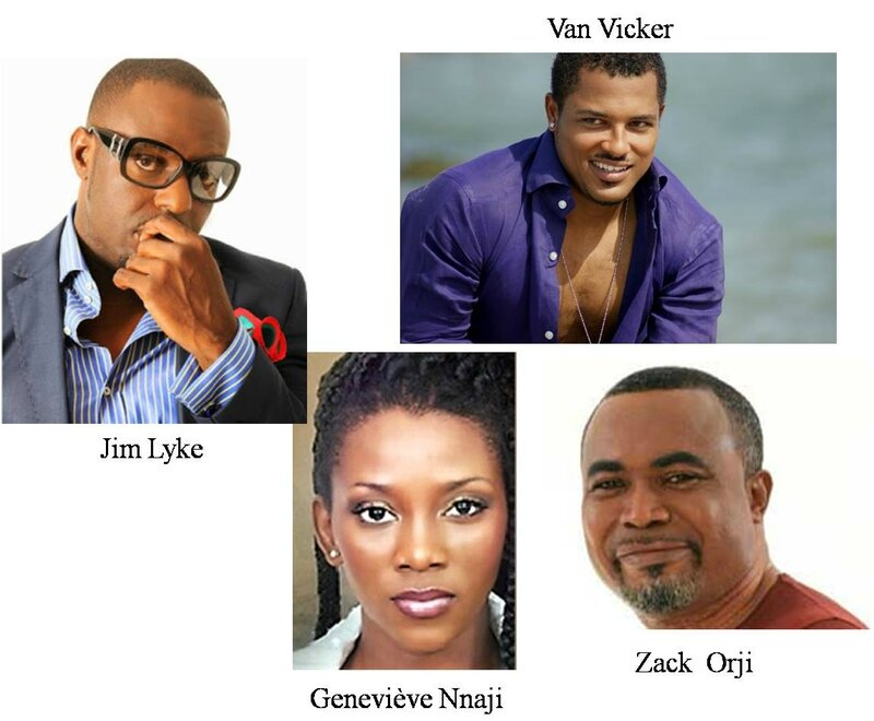 les stars de nollywood