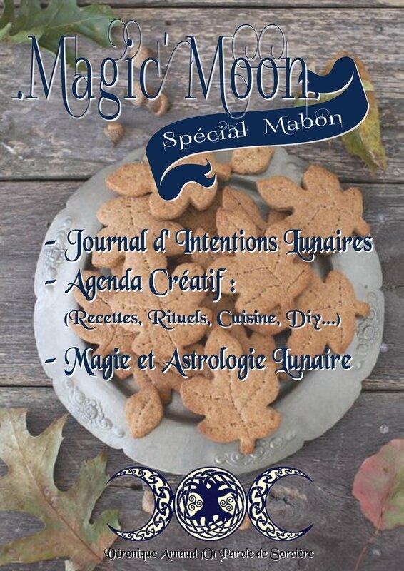 magic Moon septembre-octobre 2017 couverture