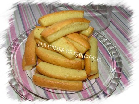 Madeleines longues 5