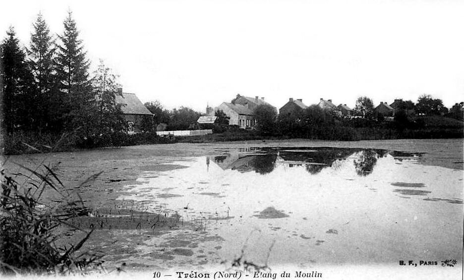 TRELON-Etang du Moulin