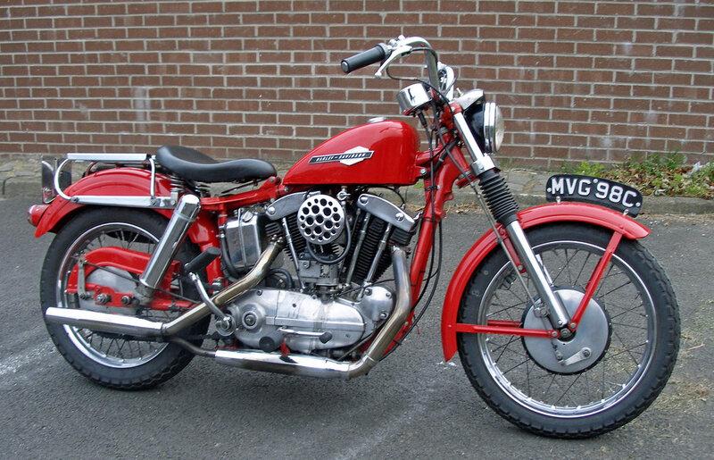 1963 Sportster XLCH 1