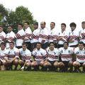Saison 2002 2003 Sainte-Foy / Mérignac, à Libourne