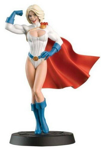eaglemoss DC power girl