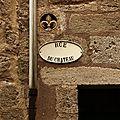 Blog rue du Château