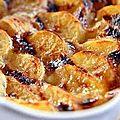 ✩ gratin de patates douces et pommes de terre