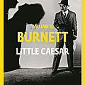 Little caesar de william r. burnett