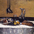 Still lifes by pissarro, cézanne, manet & friends on view at the toledo museum of art