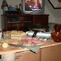 Une raclette party!!