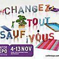 Conforexpo 2011 a ouvert ses portes