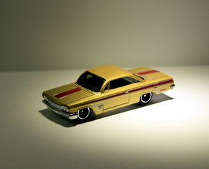 62 chevy (hotwheels)