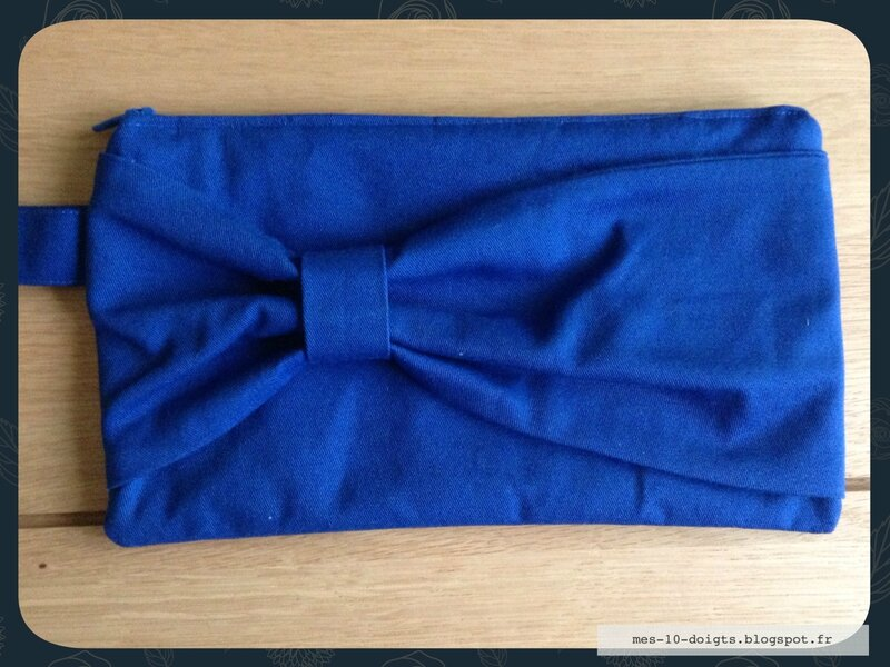 DIY_bow clutch_2