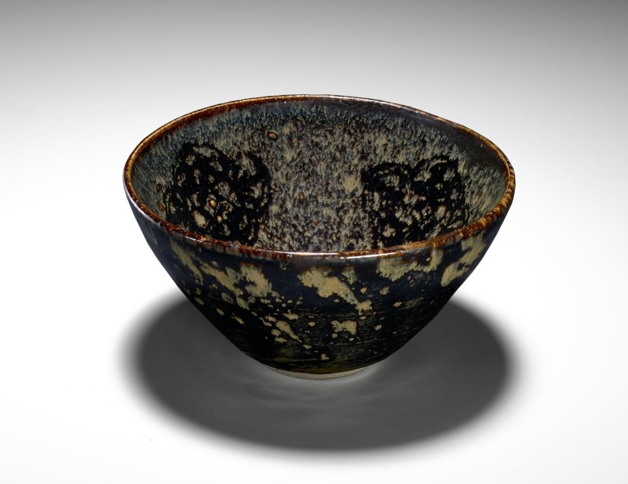 Tea bowl, Southern Song dynasty, 1127-1279, Jizhou ware