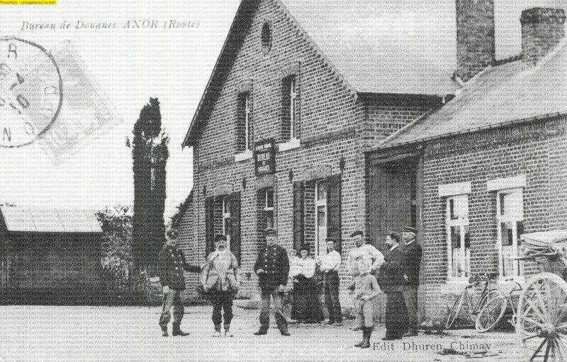 Bureau de Douanes