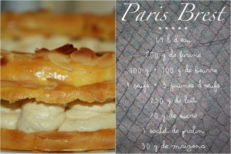 Paris brest mousseline5