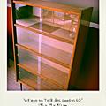 Déco Récup Vintage - Vitrine teck - Little Curiosité
