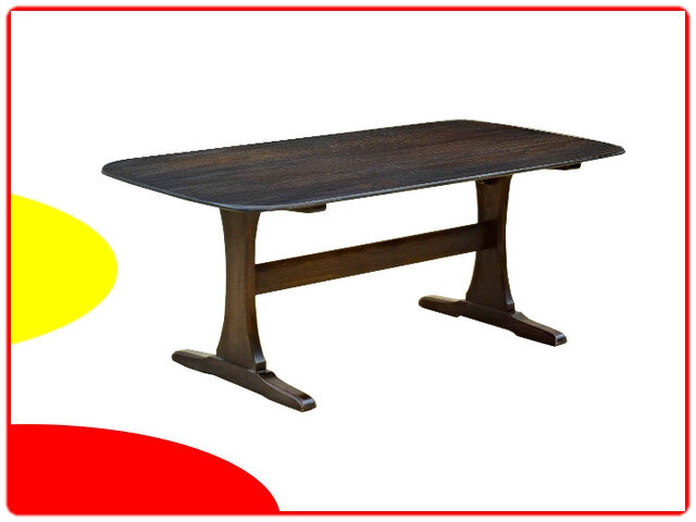 table basse coffee table Ercol vintage