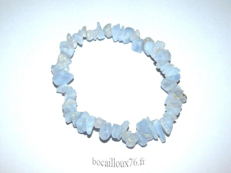 Bracelet CALCEDOINE 2 Chips (2)