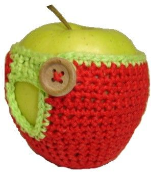 Apple cover, apple cosy...