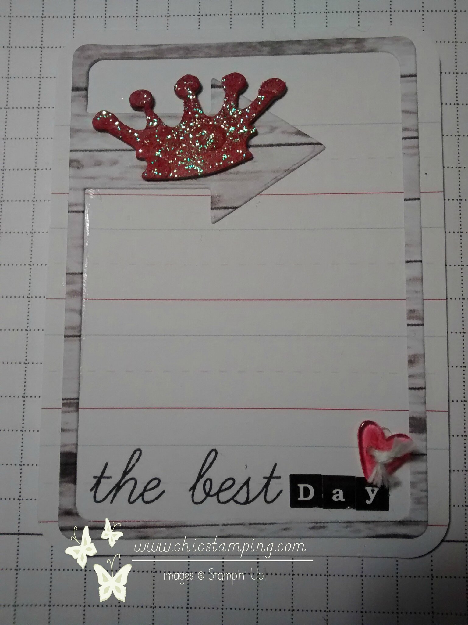 DIY Project Life card 03