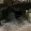 Dolmen de la roche aux fées, Saint Antoine du Rocher 37360