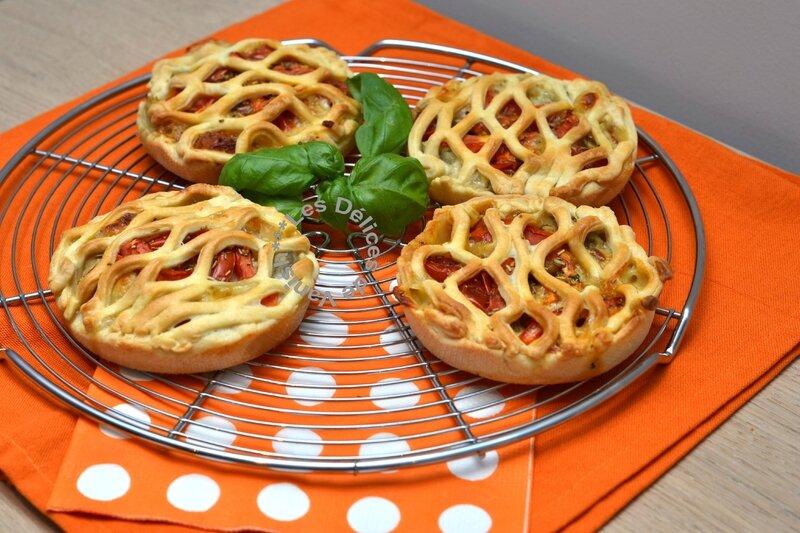 empreinte ronde silform, artichauts, tomates cerises