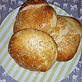 Je fais mon pain à burger et ça déchire !