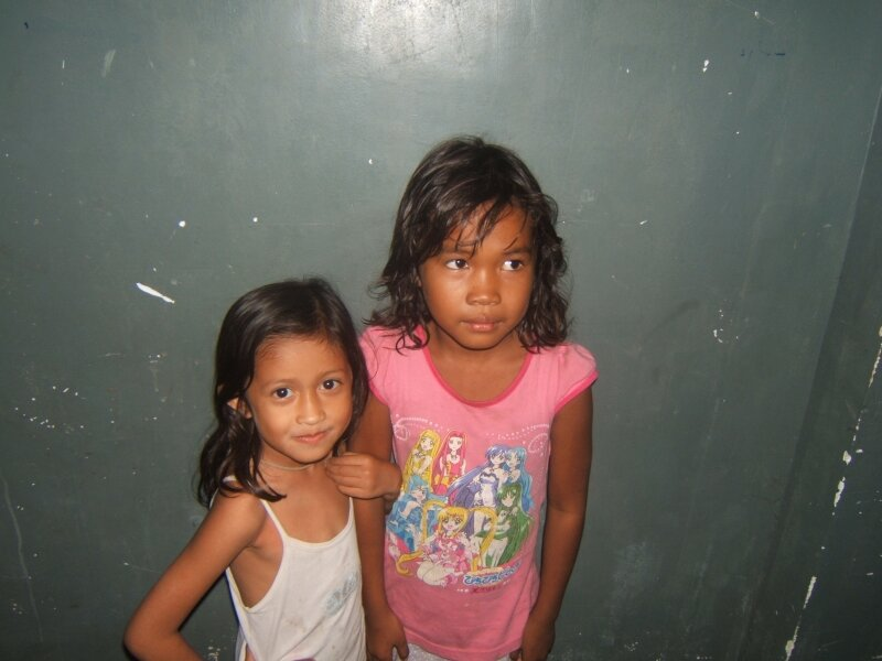 Petites orphelines de L' ASPECA
