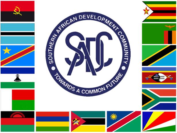 SADC-Member-states