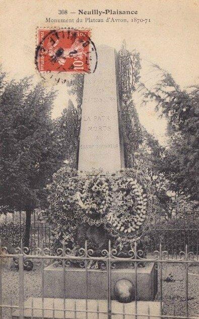 Neuilly-Plaisance Avron (1)