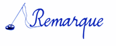picto REMARQUE blue