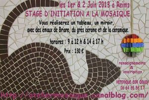 Flyer stage 2013 14A