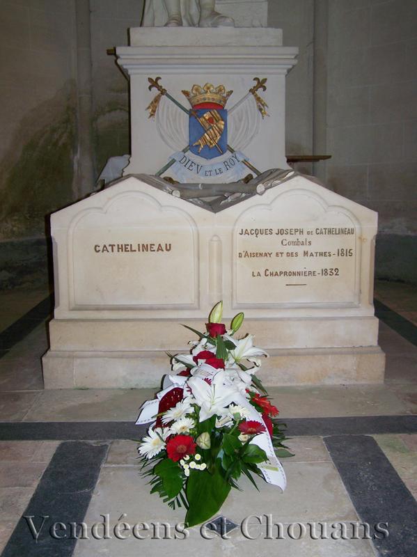 Souvenir Vendeen - Tombeau de Cathelineau