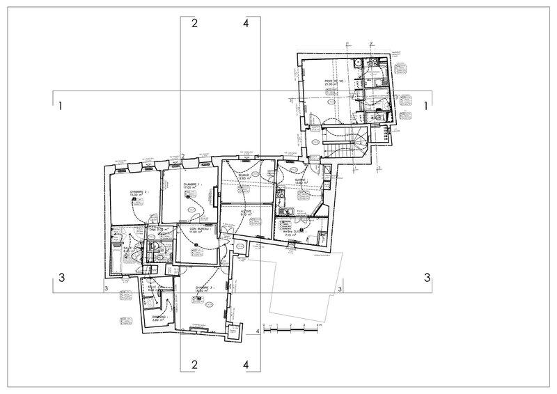 Jérusalem - plan R+2