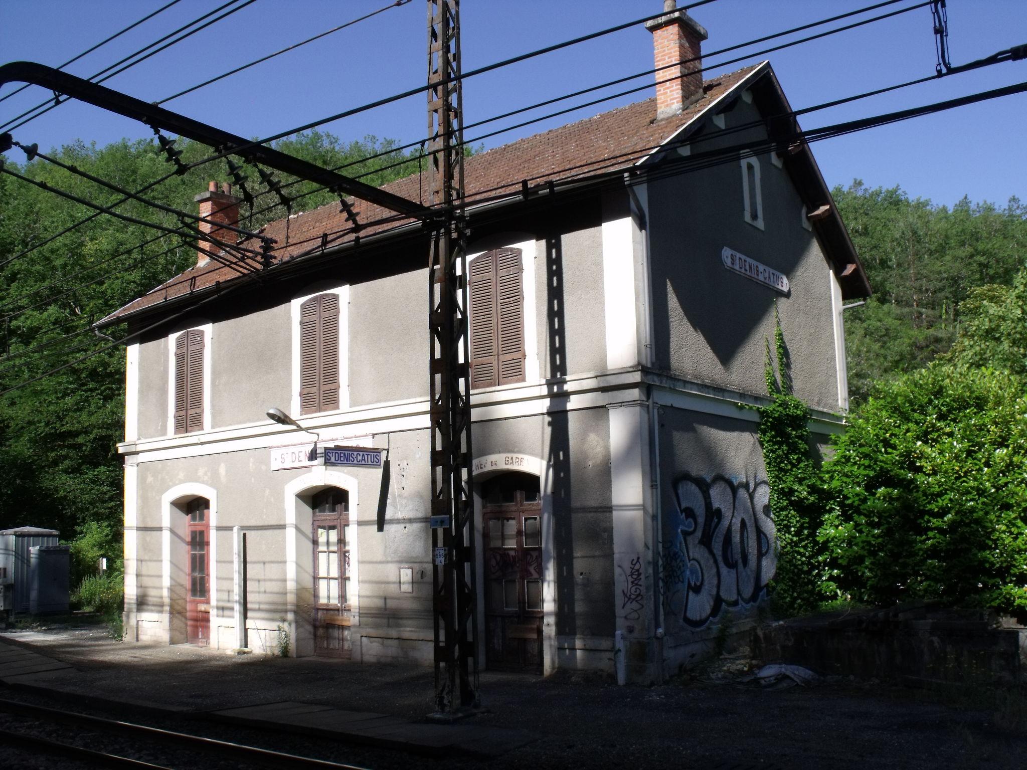 Saint-Denis-Catus (Lot - 46)