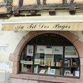 Au fil des pages kaysersberg haut-rhin librairie