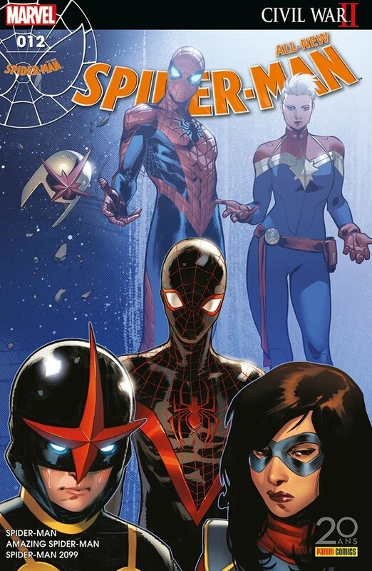 all new spiderman 12