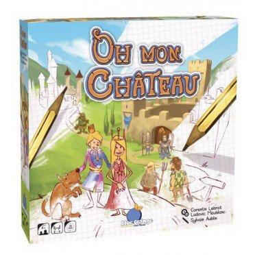Boutique jeux de société - Pontivy - morbihan - ludis factory - Oh mon Château