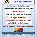 AFFICHETTE Réunion publique 26 avril 2017 AZIMUT