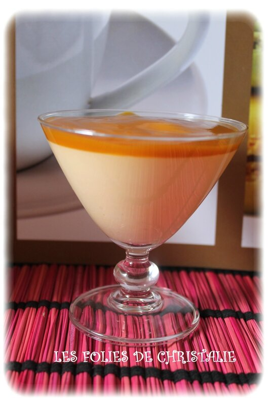 Mousse mangue 8