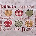 Sal lilipoints (délices aux pommes 3)