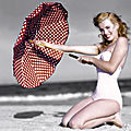 Wallpaper andré dedienes (8) - umbrella