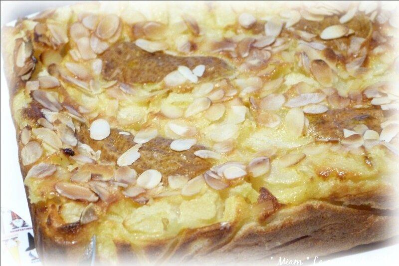 clafoutis aux poires1