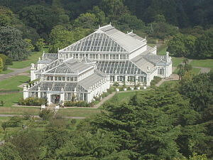 300px-Kew_Gardens_Temperate_House_from_the_Pagoda_-_geograph