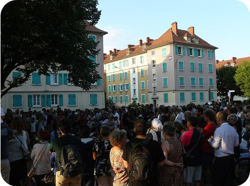 Quartier Drouot - Spectacle de rue Tleta48