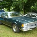Chevrolet caprice classic 4door sedan 1977