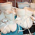 Merci à thérèse texier de saint-brieuc et aux tricoteuses de bretagne pour leurs 250 magnifiques créations en laine...