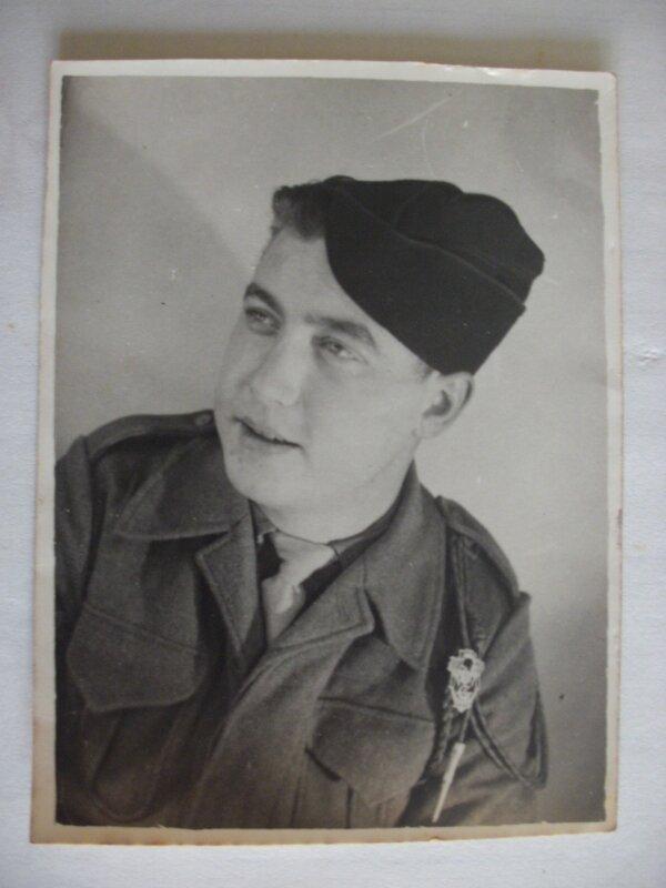Guillaume Queffelec soldat seul