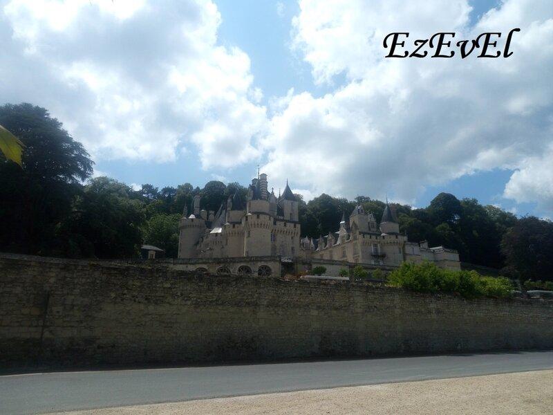 chateau Usse EzEvEl