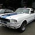 Shelby gt350 fastback coupe-1966